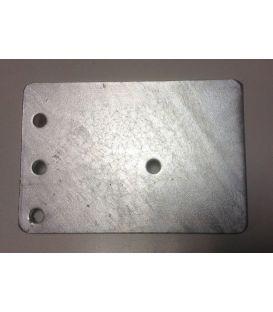 Liersteun adaptor plaat voor 1000 tm 3000 serie.