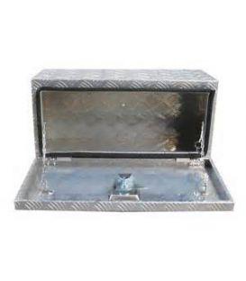 Accu-spanband kist aluminium type 600/700