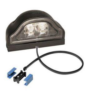 Kentekenplaatverlichting Aspöck LED Regpoint