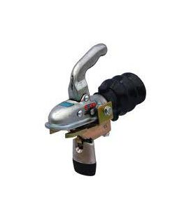 Anti-diefstalslot Doublelock A60 Ø60mm ongeremd, SCM gekeurd