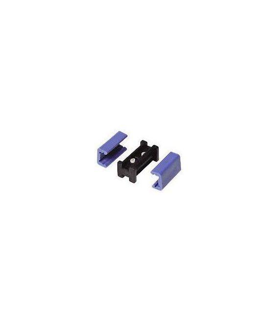 Aspöck DC connector.